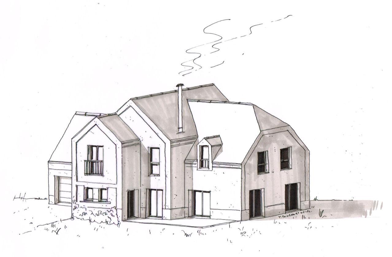 Construction Maison Individuelle Ile De France AT Constructions - Maison individuelle ile de france